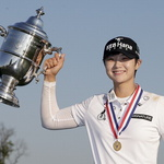박성현, LPGA 번쩍 우승