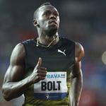 볼트, 100m·400m계주만 출전하고 은퇴