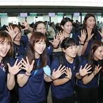 여자배구 연승 기운… 1그룹 손쉽게 간다