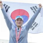 오상미, 청각장애인 올림픽 여자마라톤 동메달 쾌거