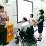 인천 공공시설 '장애인 편의' 일단 짓고 보자식