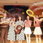 직원들이 직접 꾸몄어요… 아시아나항공 매직콘서트 개최