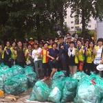 남동구 구월3동 주민·공무원, 지역 환경정비나서