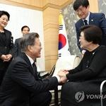 김대중 대통령 서거 8주기, '미담' '덕담' 오고간 자리