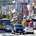 불법 주차·쓰레기로 몸살 앓는 인천 '젊음의 거리'