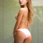 인혜빈, 애플힙 끝판왕 '남心 저격'