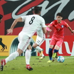 월드컵 최종예선 9차전 '절실한 드리블'