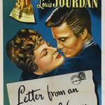 미지의 여인에게서 온 편지 - 탄식