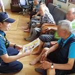 군포경찰서, '1노·1경' 시책 추진…노인 보호활동 강화