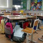안산 슬기초등학교, 재난대응훈련 실시
