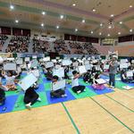 민주평화통일자문회의 오산시협의회, '2017년 중학생 역사통일 골든벨 행사' 개최
