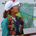 고진영의 고진감래… LPGA 투어 8전9기 우승