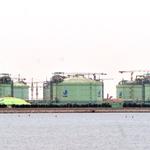 기둥 균열만 140건 … 송도 LNG 저장탱크 안전 '초비상'