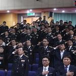 인천경찰청 '경찰의날' 맞아 기념식 순직경찰관 숭고한 희생정신 기려