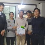 캄보디아 이주 여성 가정 'IFEZ 공부방' 1호점 조성