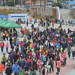 제18기 민주평통 동두천시협의회, 제8회 통일기원 한마음걷기대회 개최
