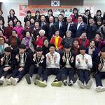 의왕시 오전동 주민자치위원회, 제6기 배움뜰 문해학교 졸업식 개최