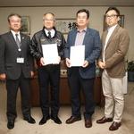 프로야구 kt, 일본 휴가시와 협약 맺고 2019년까지 마무리캠프 장소 활용 협약
