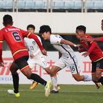 한국, U-19 챔피언십 F조 선두