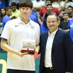 인삼공사 오세근, 프로농구 1라운드 MVP