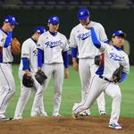 청춘 야구 한일전은 우완 강속구의 대결