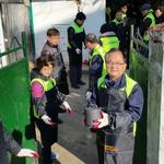 성남사랑농협봉사단, 사랑의 연탄으로 소외계층과 온정 나눠