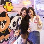 라인프렌즈 만난 '갤노트8' 타이완 시장 공략