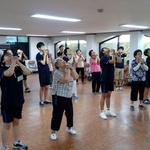 인천시 계산3동 보장협의체, '어울림 건강체조 교실' 열어