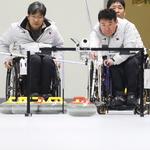한국 휠체어컬링팀, 과학적 훈련으로 오차 잡는다