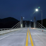 북한강 가로지르는 가평대교 개통 남북 생활권 묶고 수도권 접근 수월