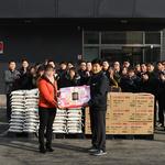 이천시 ㈜일진콤텍&일진전자, 북한이탈주민 송년 맞이 사랑의 선물 전달