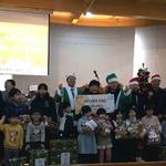 현대차-초록우산 산타원정대 캠페인 소외아동에 '크리스마스 선물' 전달