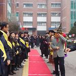 군포시 궁내동지역사회보장협의체, '행복한 등굣길' 이벤트 진행