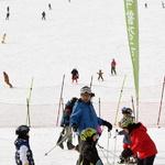 새해 첫 주말, 스키 타며 스마일