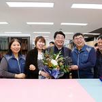 전국공무원노동조합 시흥지부, 으뜸 간부공무원 선출