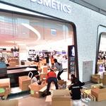 개점 앞둔 인천공항 2터미널 면세점 '바쁘다 바빠'