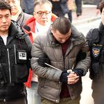 용인 일가족 살해범 현장 검증