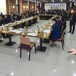 민주당 전국순회 경청투어 정책 대신 민선 6기 '성토'
