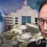 MB 국정원 특활비, 관련자 '감방'서 수사 … '증거인멸 염려' 인정