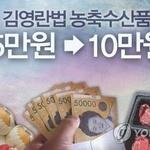 내일부터 시행, '사교 의례' 인정하기로 … 설 연휴 앞두고 기준 상승