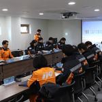 인천송도소방서, 송도컨벤시아 대상 긴급구조통제단 도상훈련 진행