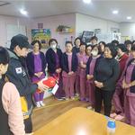 인천중부소방서, 금곡노인요양원 관계인 피난훈련 및 소방안전교육 시행