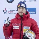 윤성빈, 8차 월드컵 안 나가도 최강 스켈레톤 세계 1위로 '올림픽 출격'