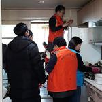 포천시 소흘읍, 대진국제자원봉사단과 주거환경개선사업 펼쳐