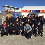 지상 최고 이벤트 '올림픽' 참여 영하의 날씨도 꺾지 못한 열정