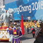평창동계올림픽 '붐업'