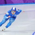김민석, 빙속 1500m 아시아 첫 메달