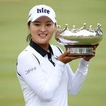 LPGA 투어 67년 만에 데뷔전 우승한 고진영