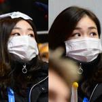 '피겨여왕' 김연아 , 민유라-알렉산더 겜린 조 응원