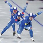 '이승훈팀'의 8바퀴… 최다빈의 160초… 떨린다 떨려